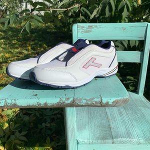 Vintage Tommy Hilfiger Slide Sneakers